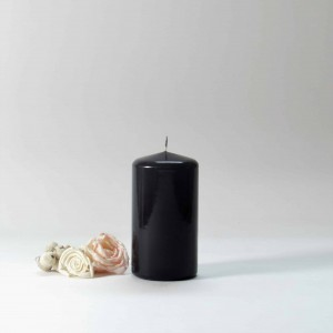 black candles,black pillar candles, black and white candles, black pillar candles bulk, wholesale black candles, black candles bulk,