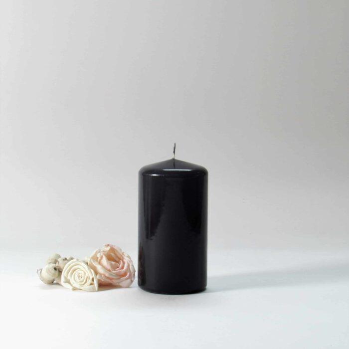 black candles,black pillar candles, black and white candles, black pillar candles bulk, wholesale black candles, black candles bulk,