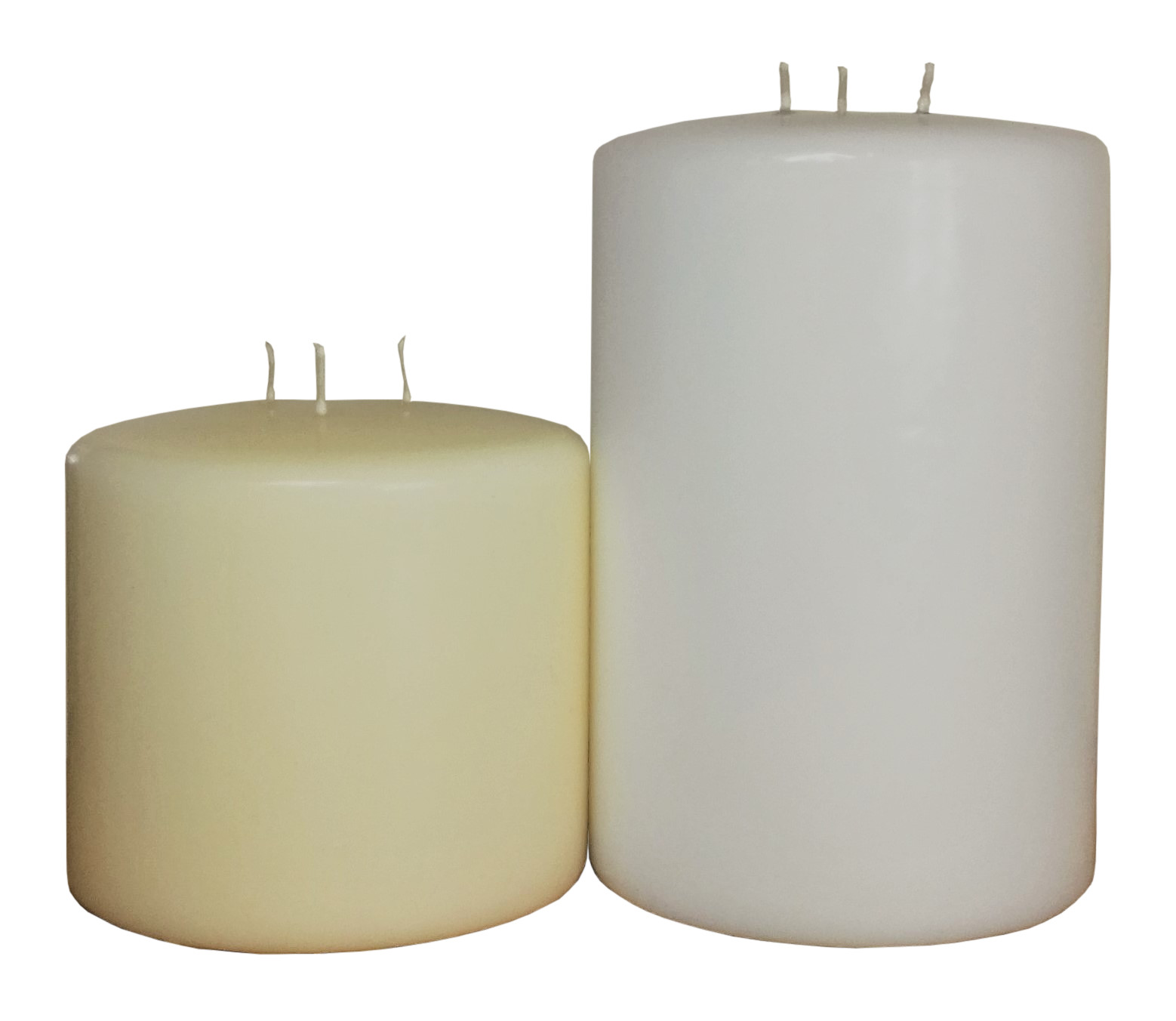 3 Wick Candles, Multi-wick Candle