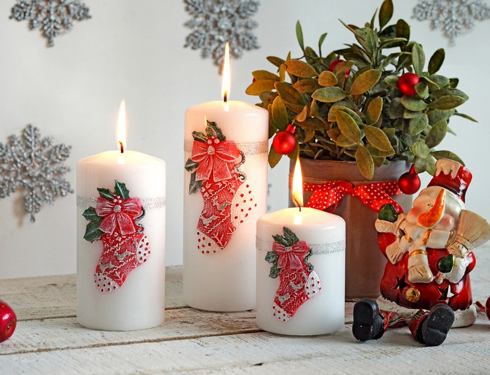 Christmas Candles Collection 2017 – Early Pictures