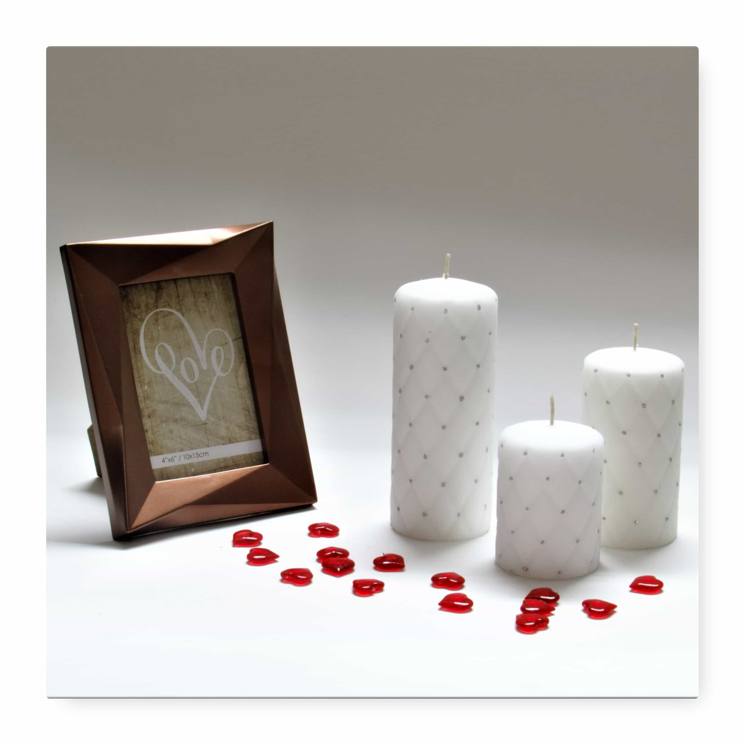 Florence candles white wholesale candles and online store for Candele on line