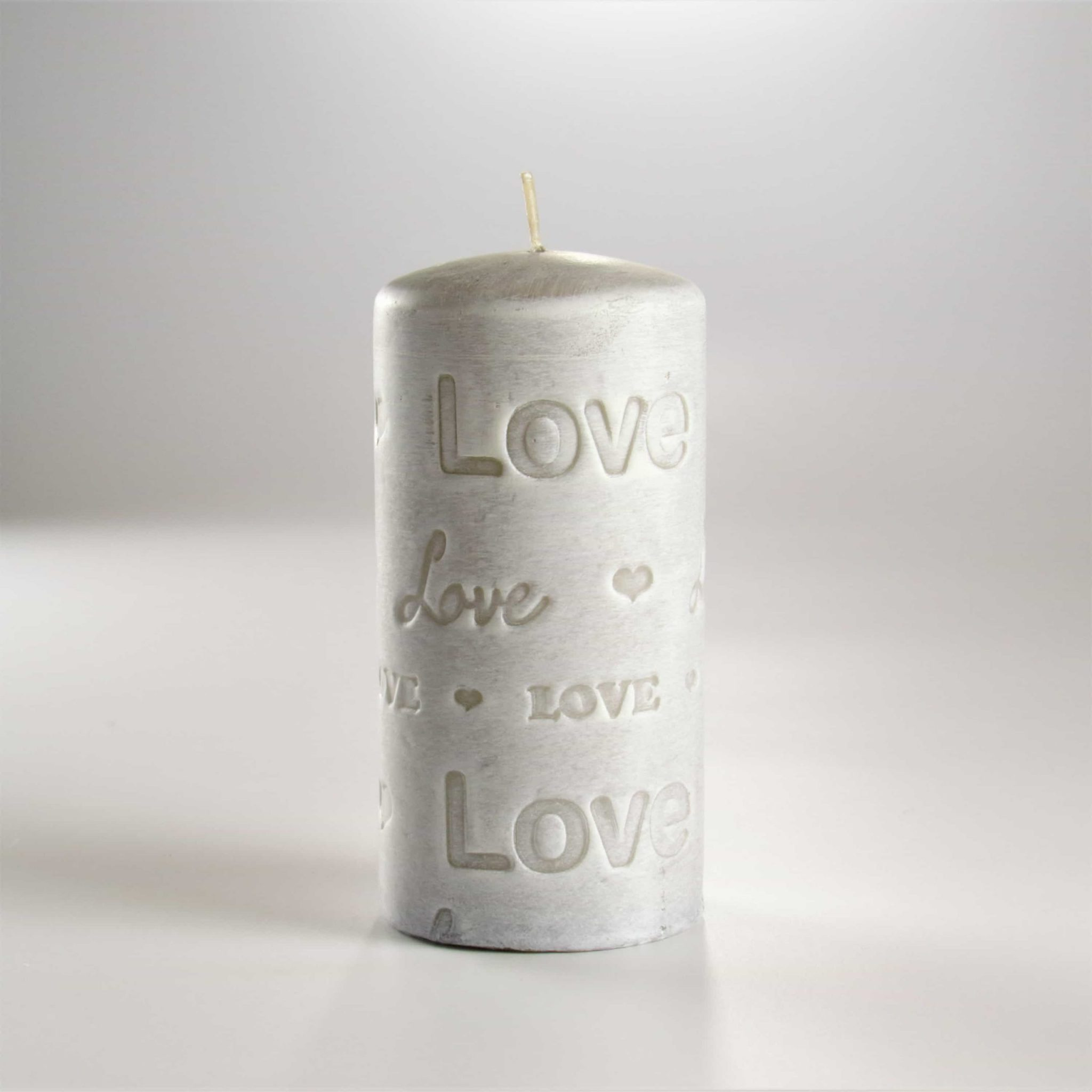 designer candles, wedding candles,