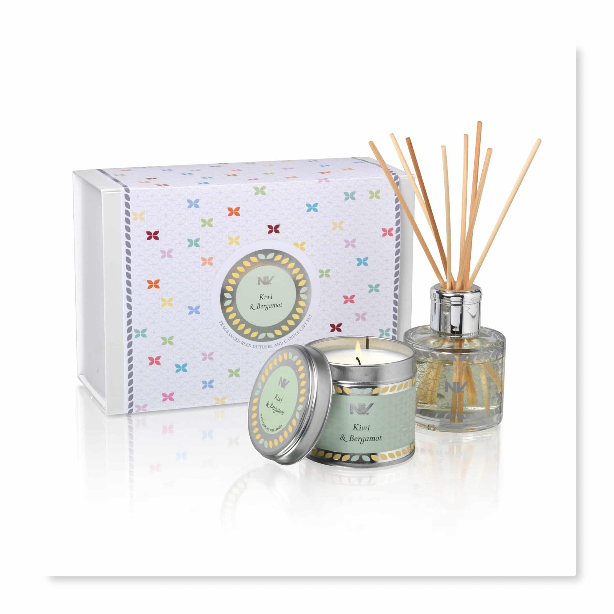 candle gift set, gifts for her, gift ideas,