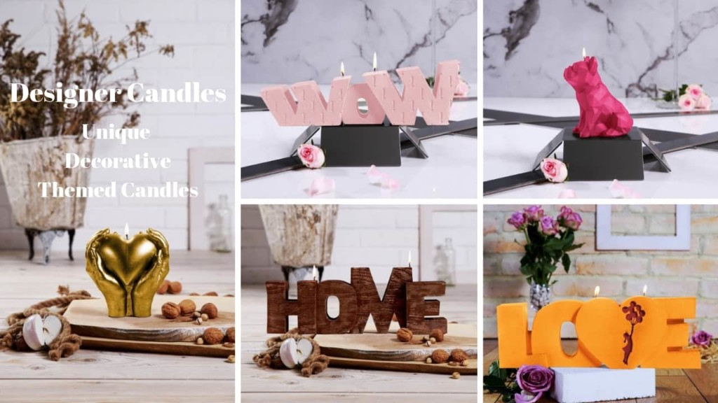 candles, designer candles, candles wholesale,