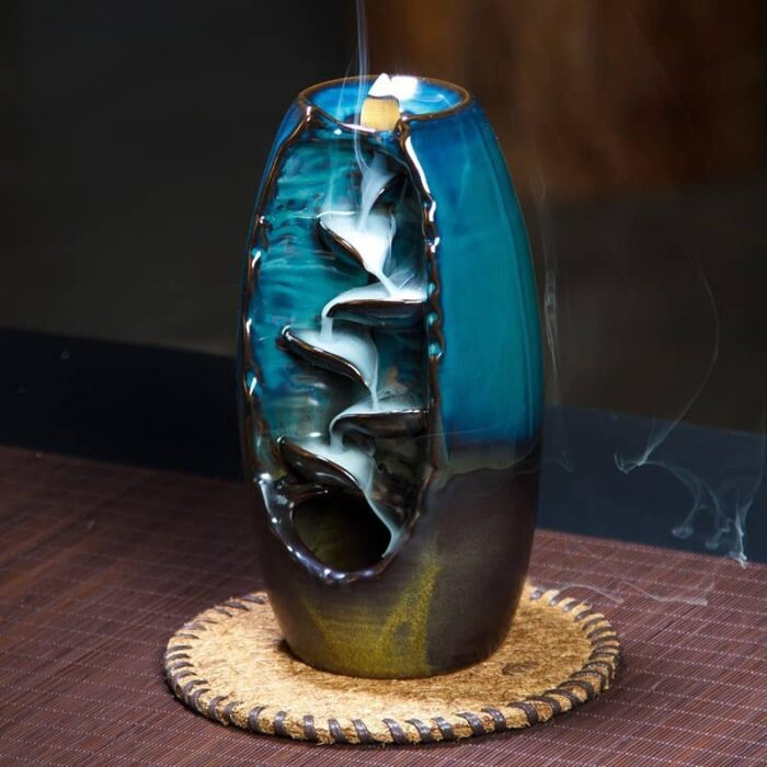 backflow incense burner,incense burner,