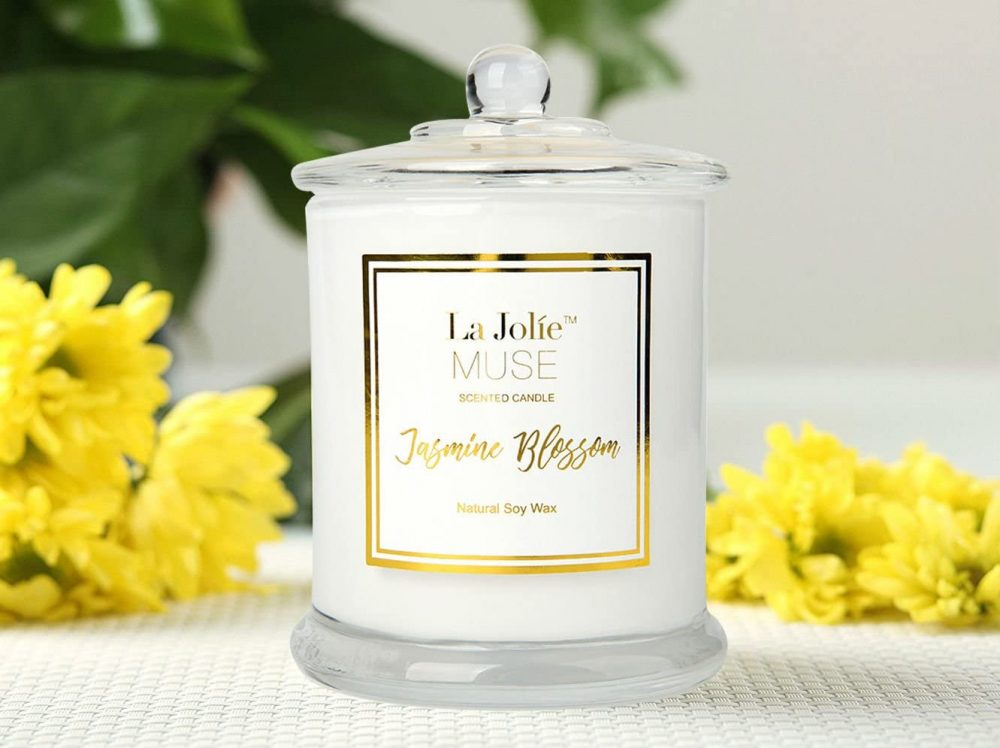 scented candle,luxury gift,