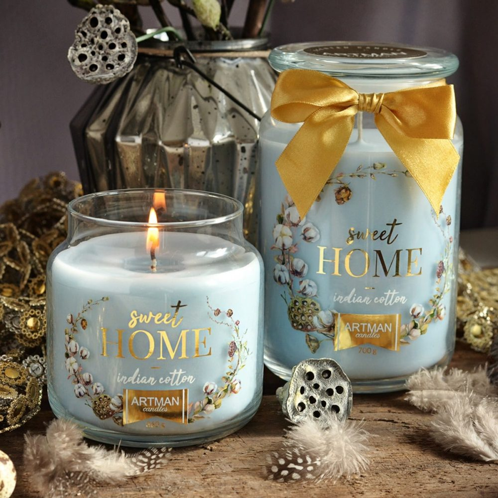 scented candles,