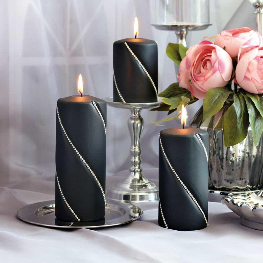 decorative candles,decorative pillar candles,