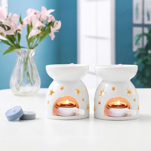 wax melt burner,ceramic wax burner