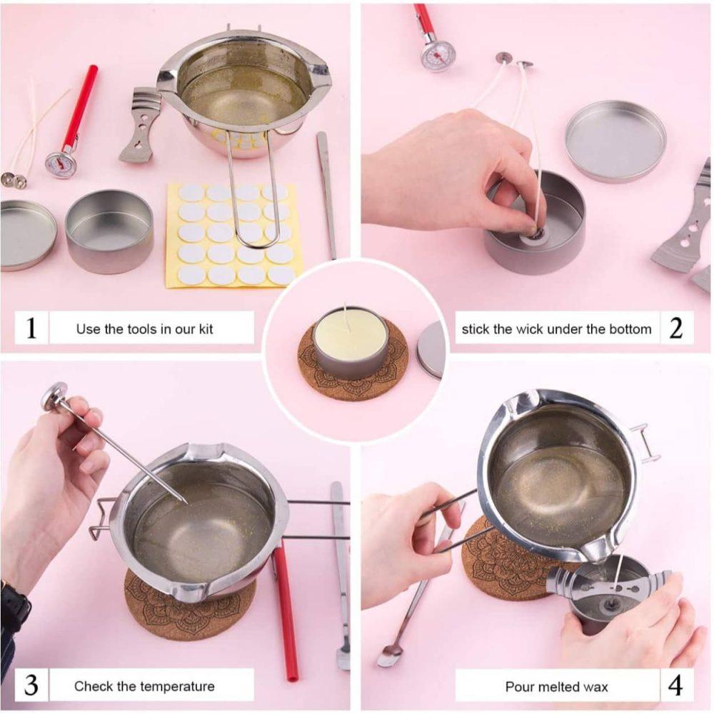 candle making kit,