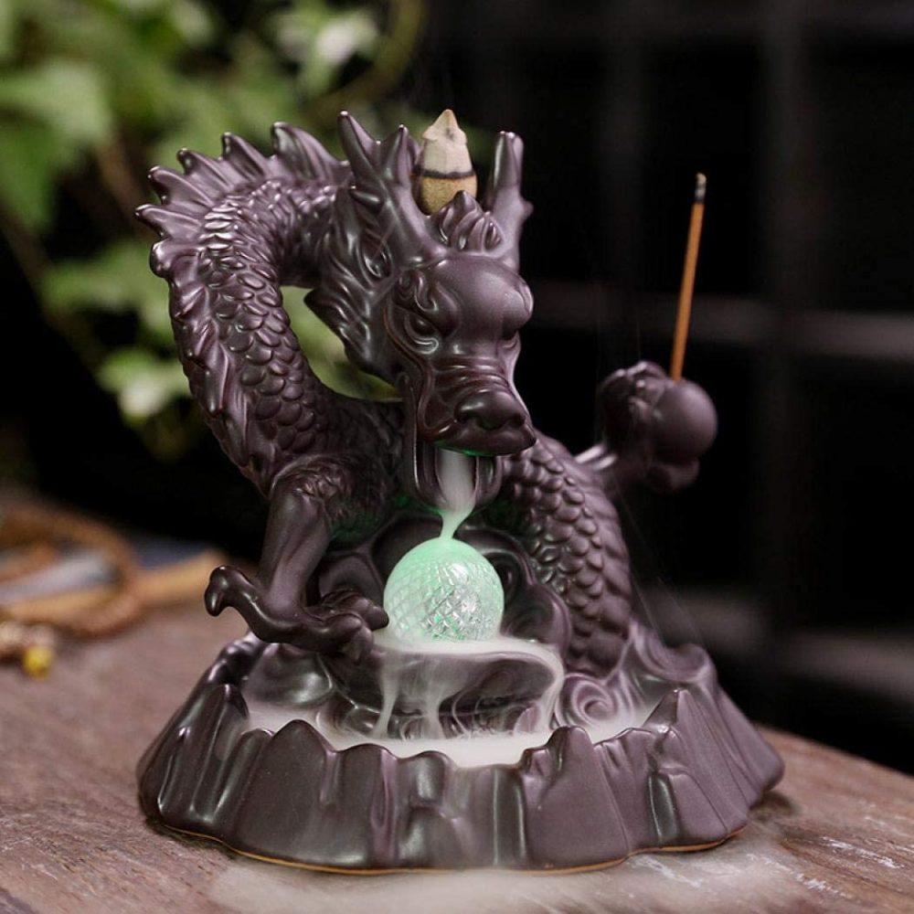 backflow incense burner,