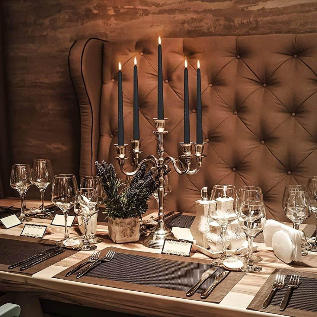 dinner candles,
