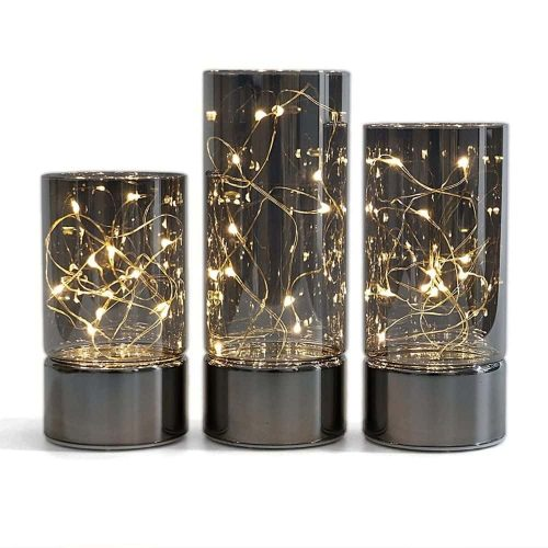 battery candles,